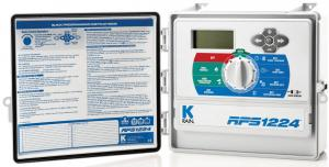 our Danville sprinkler installation team can install a Krain controller
